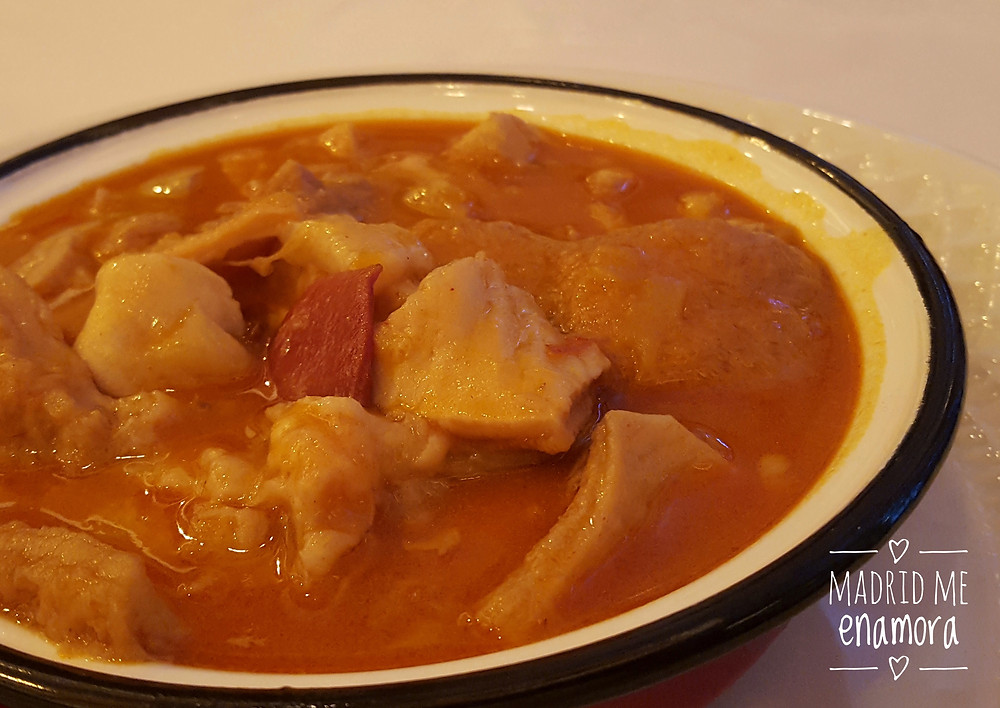 La Clave, restaurante recomendado en el Mes de los Callos por www.madridmeenamora.com