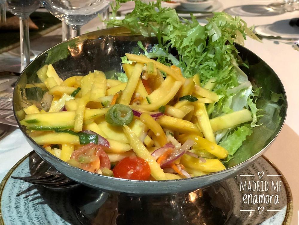 Thai Garden 2112, restaurante recomendado en Madrid por www.madridmeenamora.com