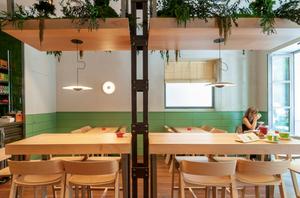 Levél Café, restaurante recomendado en Madrid por www.madridmeenamora.com