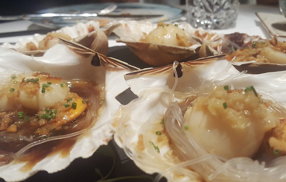 The One, restaurante recomendado en Madrid por www.madridmeenamora.com