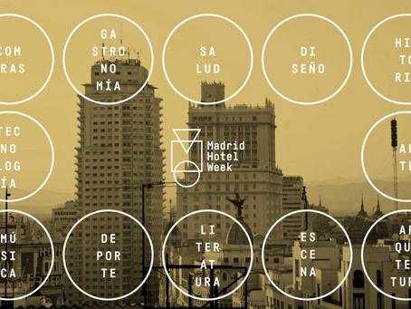 LLEGA A LA CAPITAL LA PRIMERA EDICIÓN DEL MADRID HOTEL WEEK
