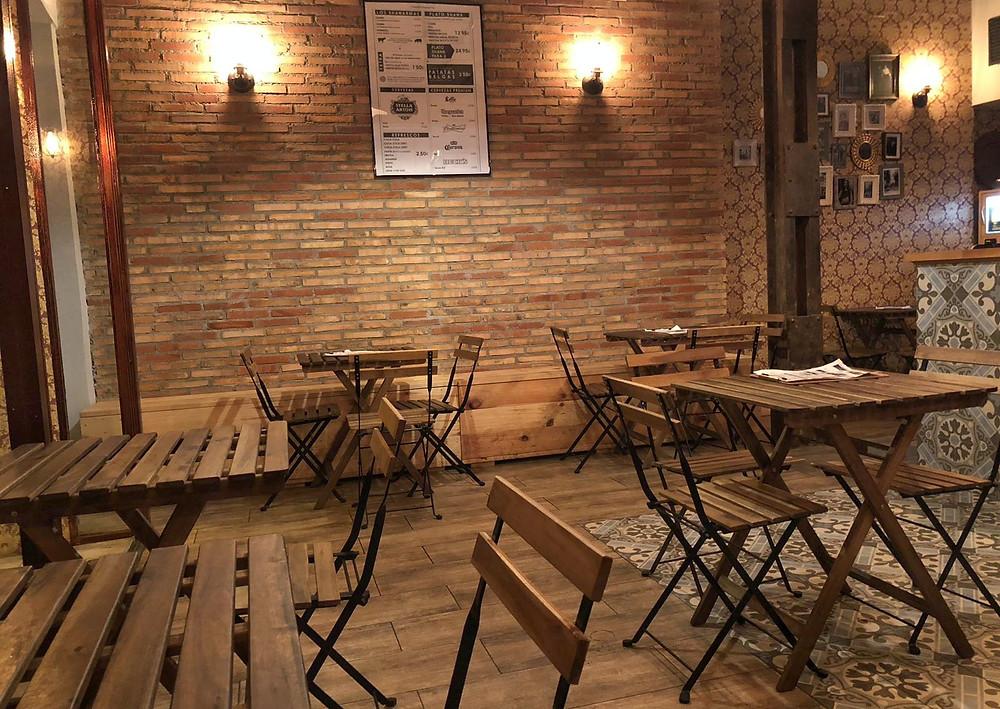 Shawa, restaurante recomendado en Madrid por www.madridmeenamora.com
