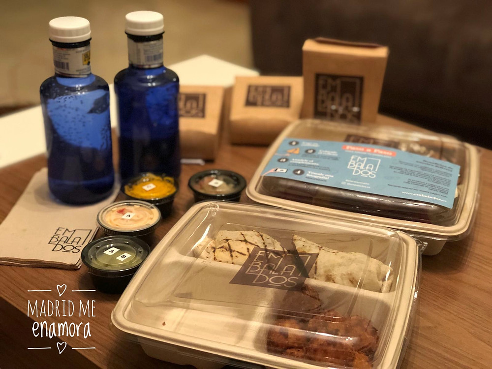 Embalados, recomendado por www.madridmeenamora.com