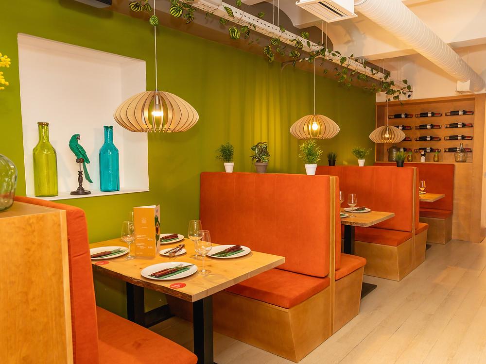 Vila Brasil, restaurante recomendado en Madrid en www.madridmeenamora.com