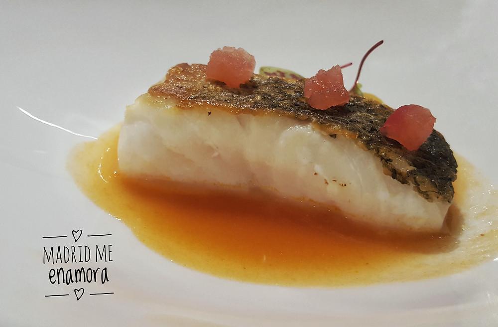 Álbora, restaurante recomendado en Madrid por www.madridmeenamora.com