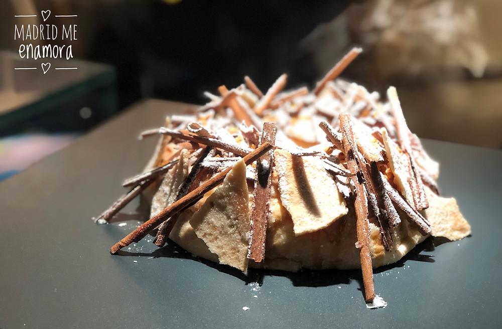 Bargueño, pastelería recomendada en Madrid en www.madridmeenamora.com