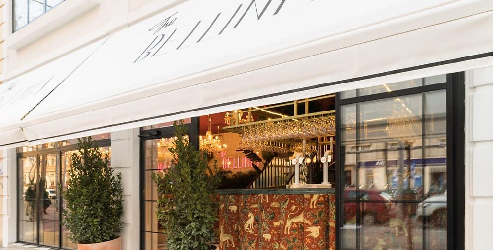 The Bellini´s, restaurante recomendado en Madrid por www.madridmeenamora.com