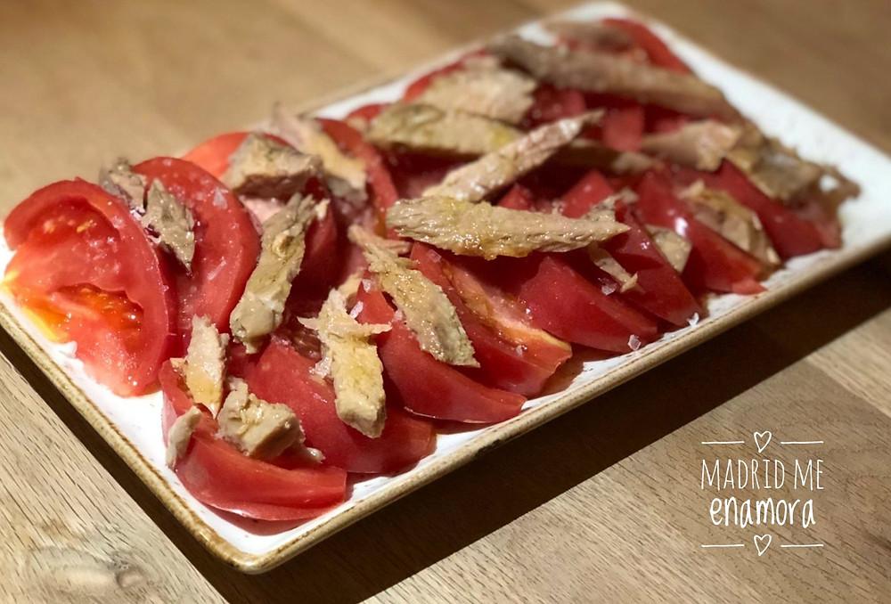 Toma tomate, restaurante recomendado en Madrid por www.madridmeenamora.com
