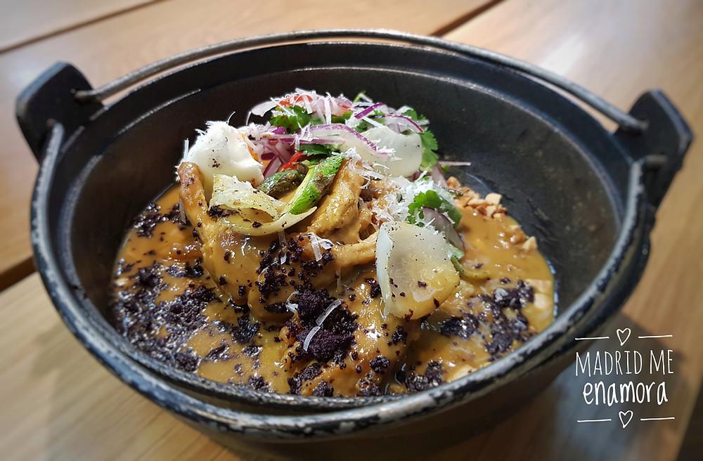 Tripea, restaurante recomendado en Madrid por www.madridmeenamora.com