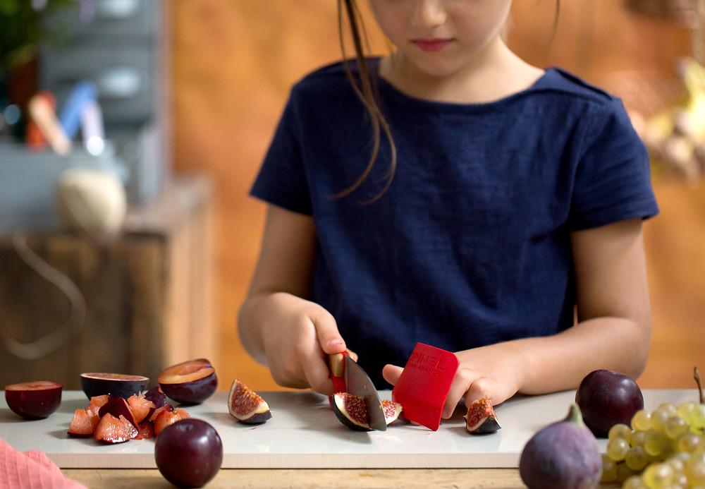 Los utensilios de Le Petit Chef están ideados para niños.