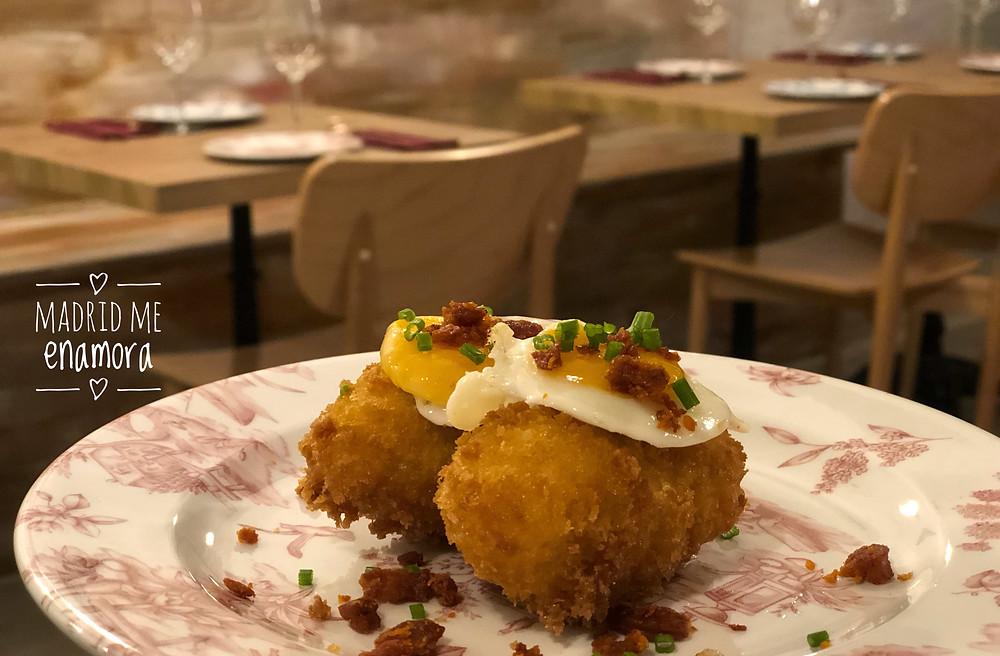La Porcinería, restaurante recomendado en Madrid por www.madridmeenamora.com
