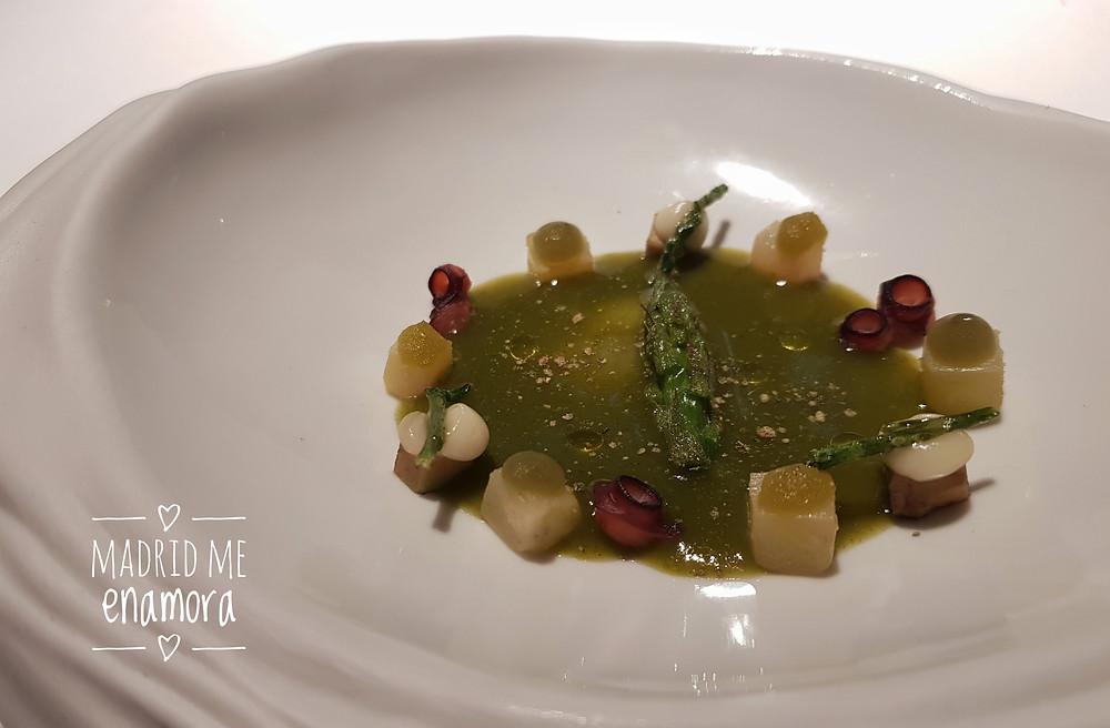 Cebo, restaurante recomendado en Madrid por www.madridmeenamora.com