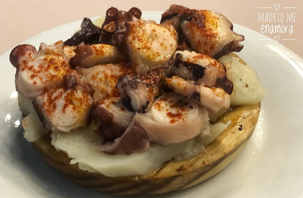 La Penela, restaurante recomendado en Madrid por www.madridmeenamora.com