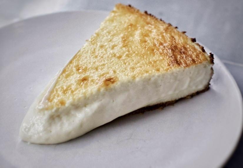 Tarta de queso de Fismuler.