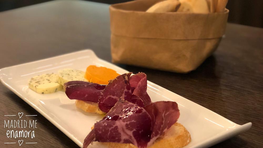 El 34, restaurante recomendado en Madrid por www.madridmeenamora.com
