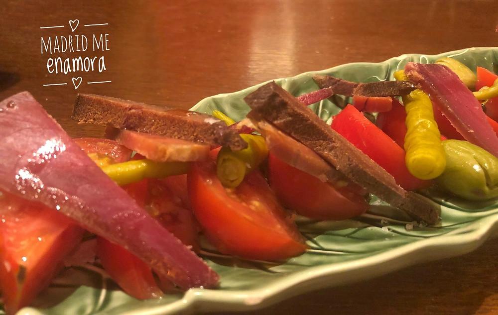 Manero, restaurante recomendado en Alicante por www.madridmeenamora.com
