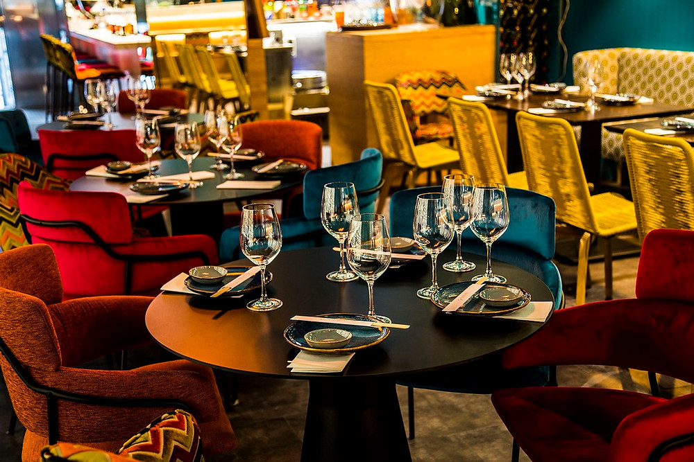 Nakama, restaurante recomendado en Madrid en www.madridmeenamora.com