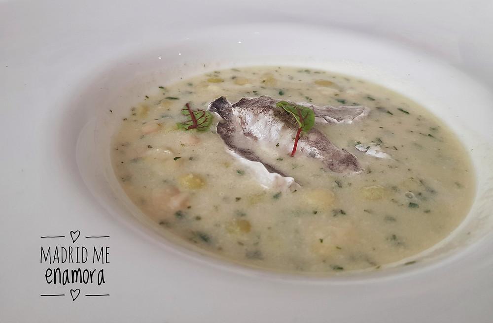 Quinqué, restaurante recomendado en Madrid por www.madridmeenamora.com