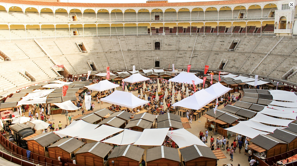 Cómete Las Ventas, plan recomendado en Madrid por www.madridmeenamora.com