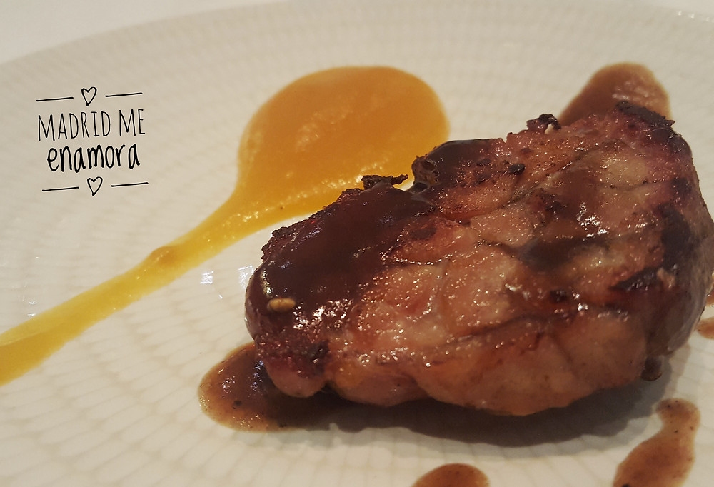 La Paloma, restaurante recomendado en Madrid por www.madridmeenamora.com