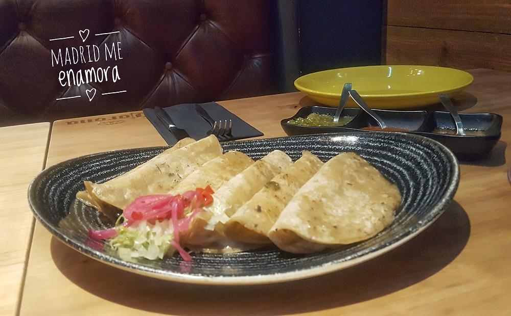 Mex&Co, restaurante recomendado en Madrid por www.madridmeenamora.com