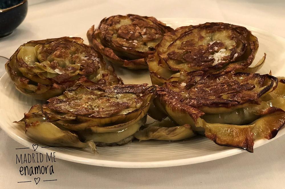 Arahy, restaurante recomendado en Madrid por www.madridmeenamora.com