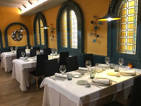 NEBAK MADRID, ALTA COCINA TRADICIONAL VASCA 100% SIN GLUTEN