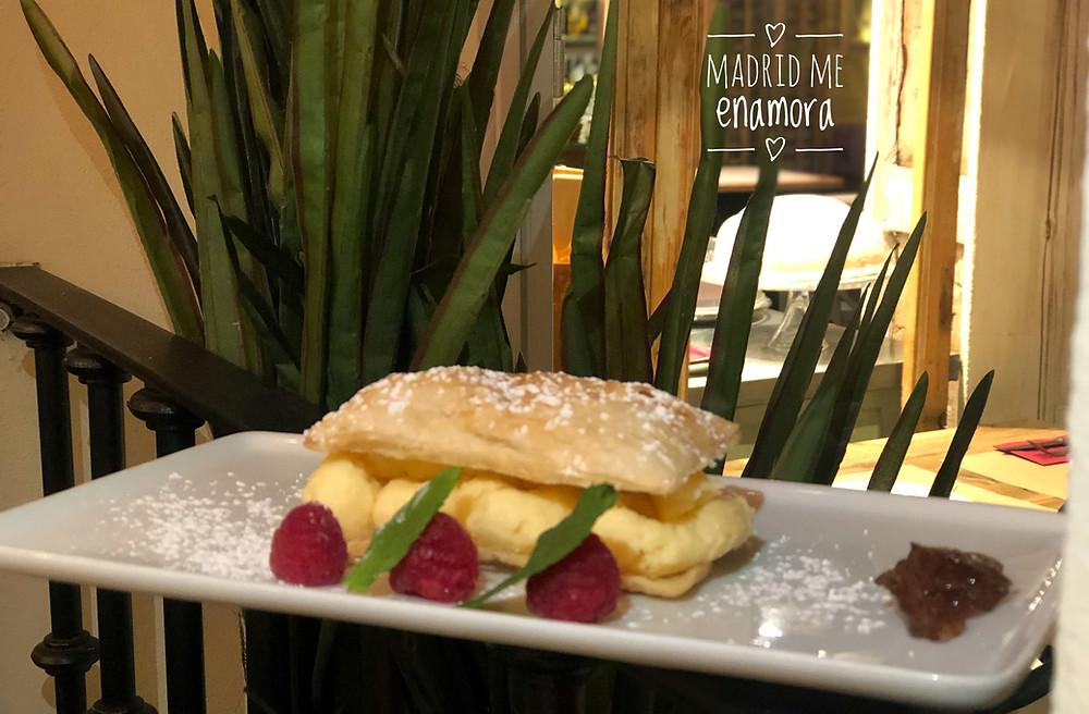 Saporem, restaurante recomendado en Madrid en www.madridmeenamora.com
