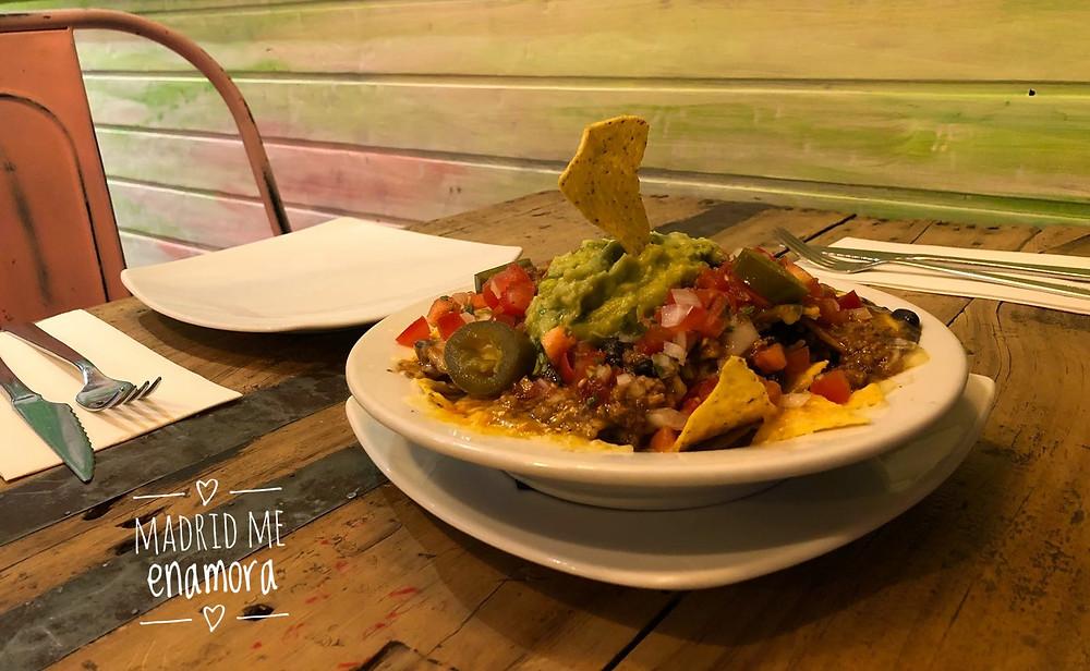 La venganza de Malinche, restaurante recomendado en Madrid por www.madridmeenamora.com