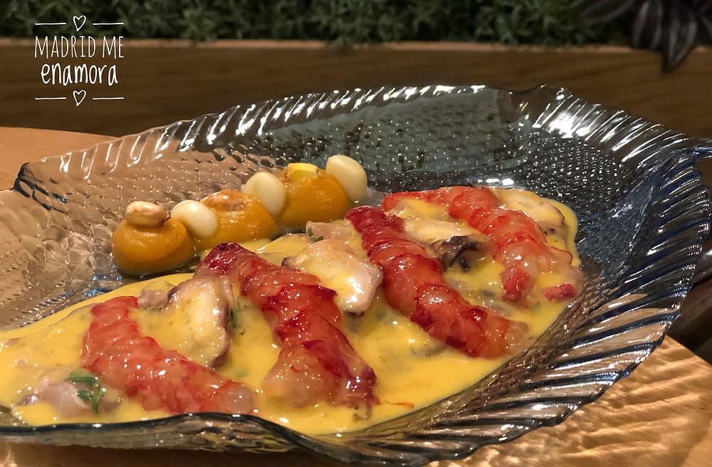 Selfie, restaurante recomendado en Madrid por www.madridmeenamora.com