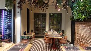 La Charca, restaurante recomendado en Madrid por www.madridmeenamora.com