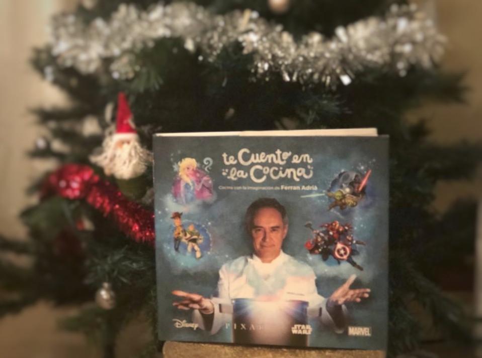Cinco libros gastro que no puedes perderte esta Navidad recomendado por www.madridmeenamora.com
