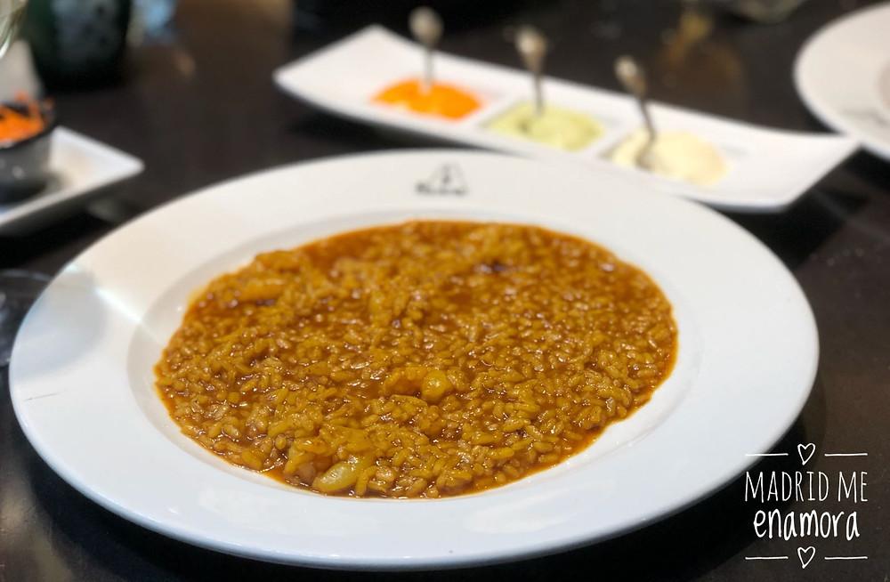 El Caldero, restaurante recomendado en Madrid por www.madridmeenamora.com