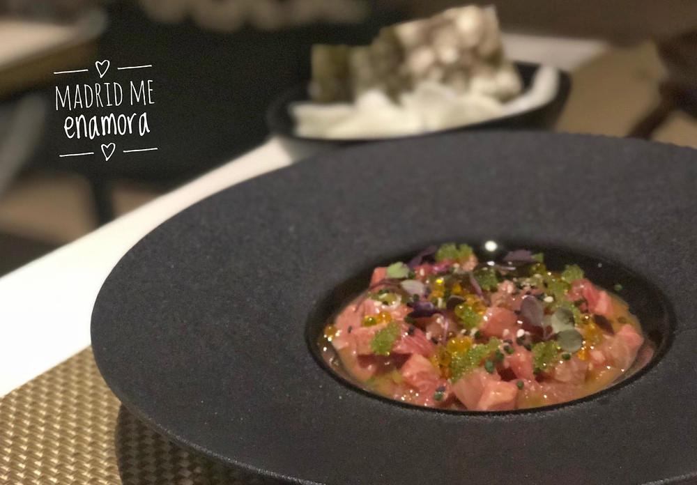 Guillermina, restaurante recomendado en Madrid en www.madridmeenamora.com
