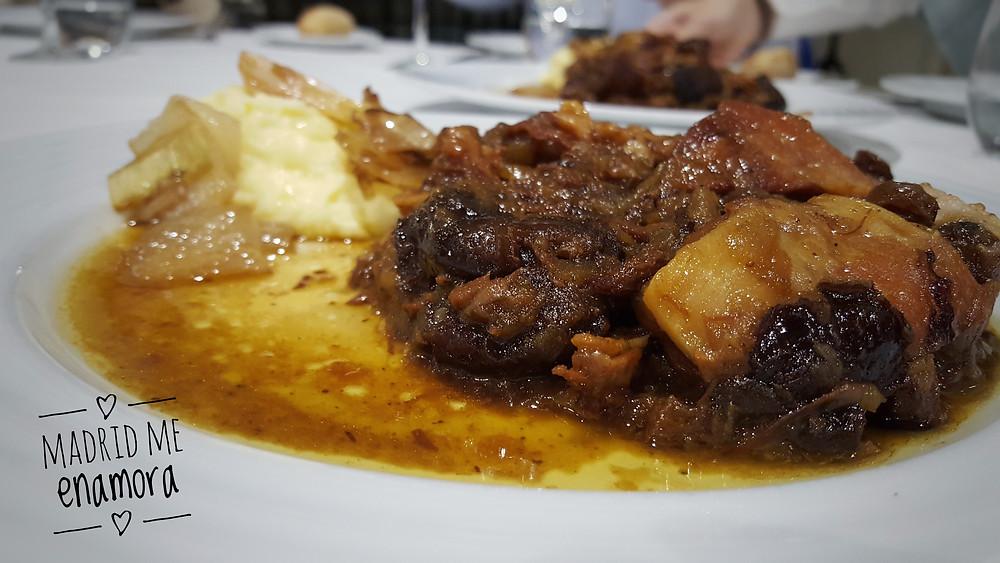 Ataclub restaurante recomendado en Madrid por www.madridmeenamora.com