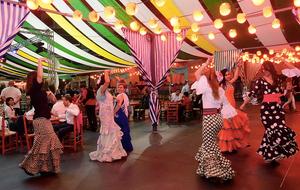 Feria de Abril en el WiZink Center, plan recomendado en Madrid por www.madridmeenamora.com