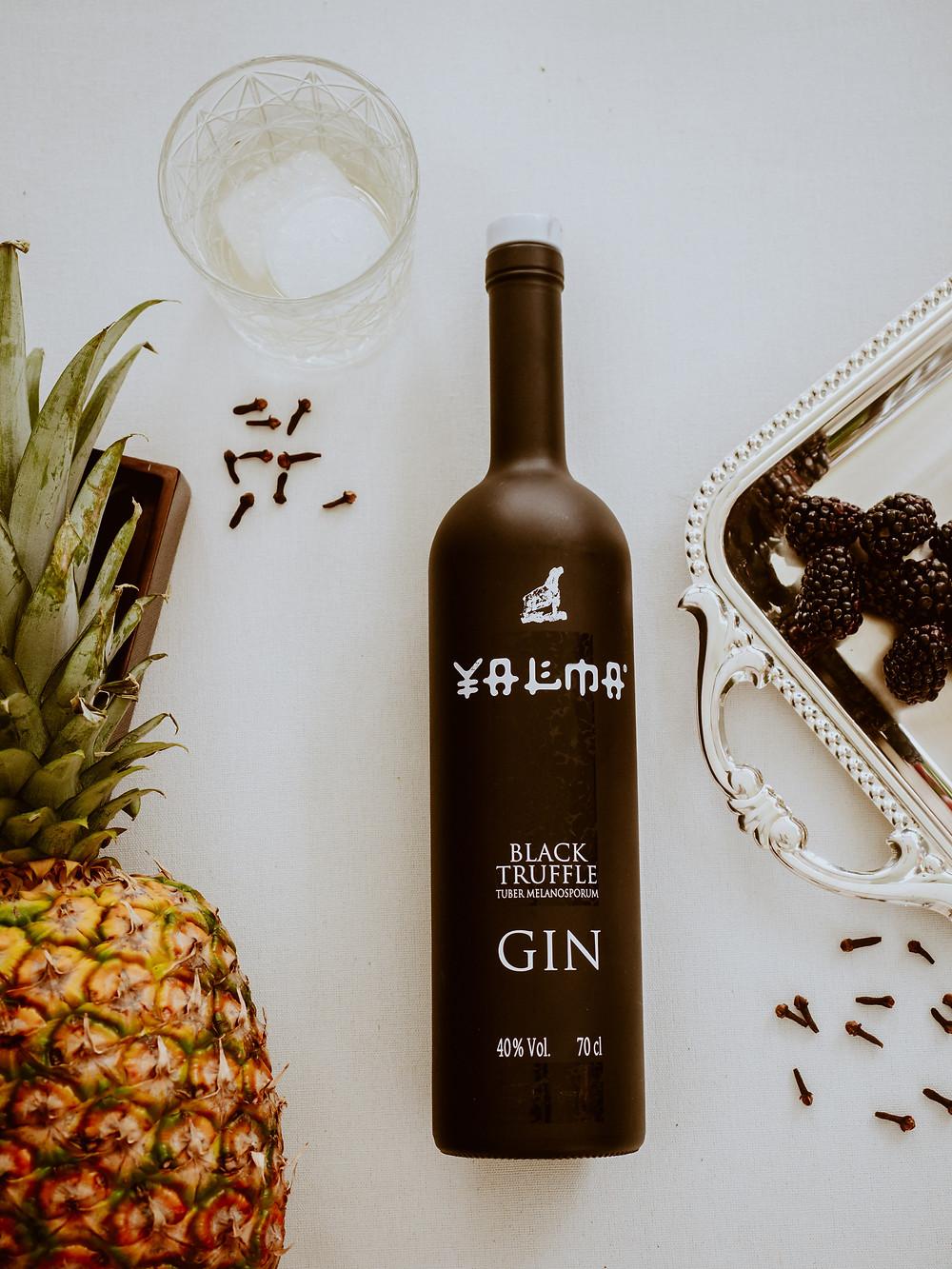 Black Truffle Gin.