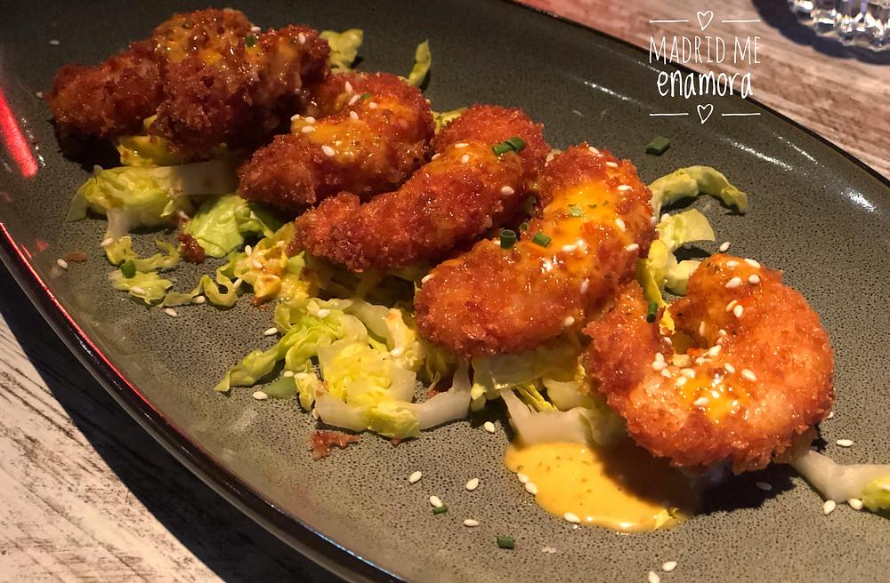 Asia A.S.A.K.O., restaurante recomendado en Madrid en www.madridmeenamora.com