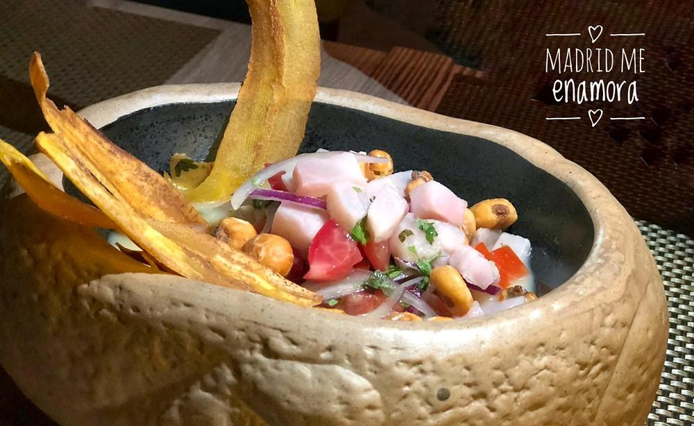 Taima, restaurante recomendado en Madrid por www.madridmeenamora.com