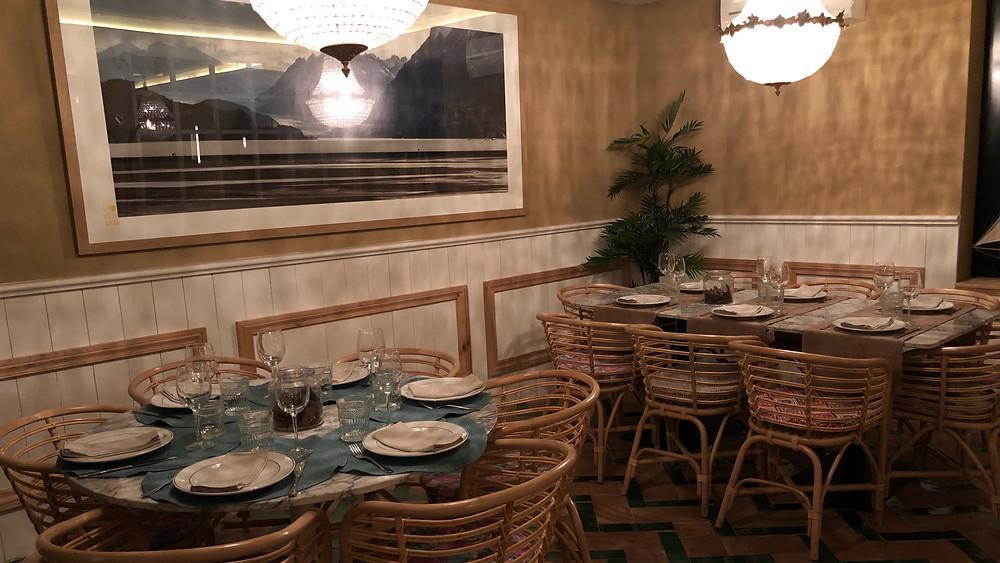 La Retirada, restaurante recomendado en Madrid por www.madridmeenamora.com