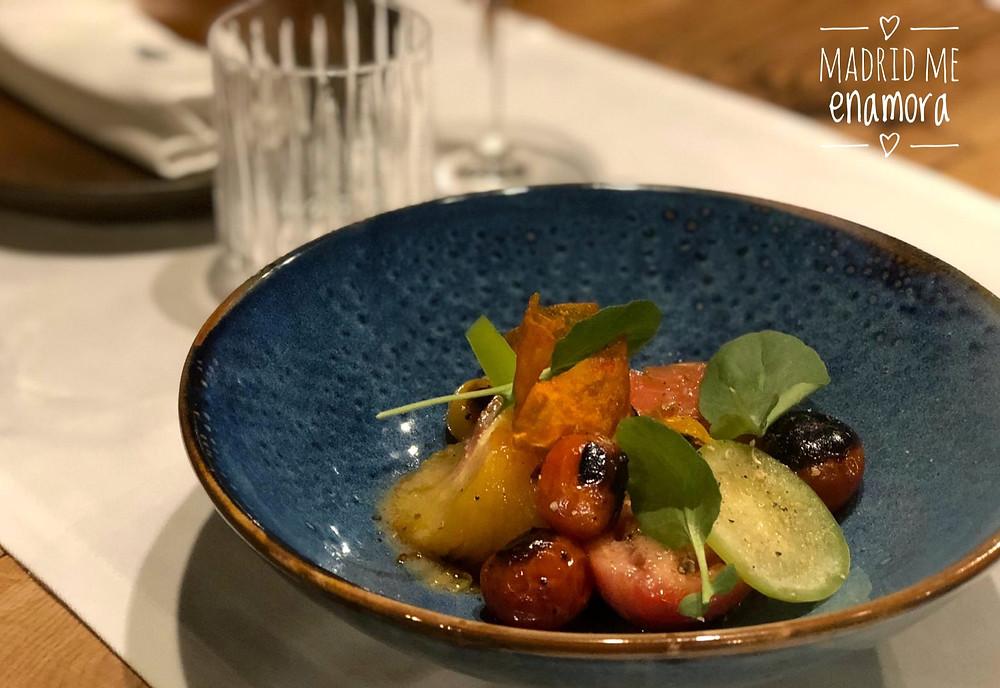 Piantao, restaurante recomendado en Madrid por www.madridmeenamora.com