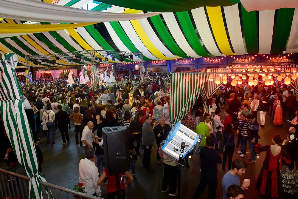Feria de abril en el Wizink Center, plan recomendado por www.madridmeenamora.com