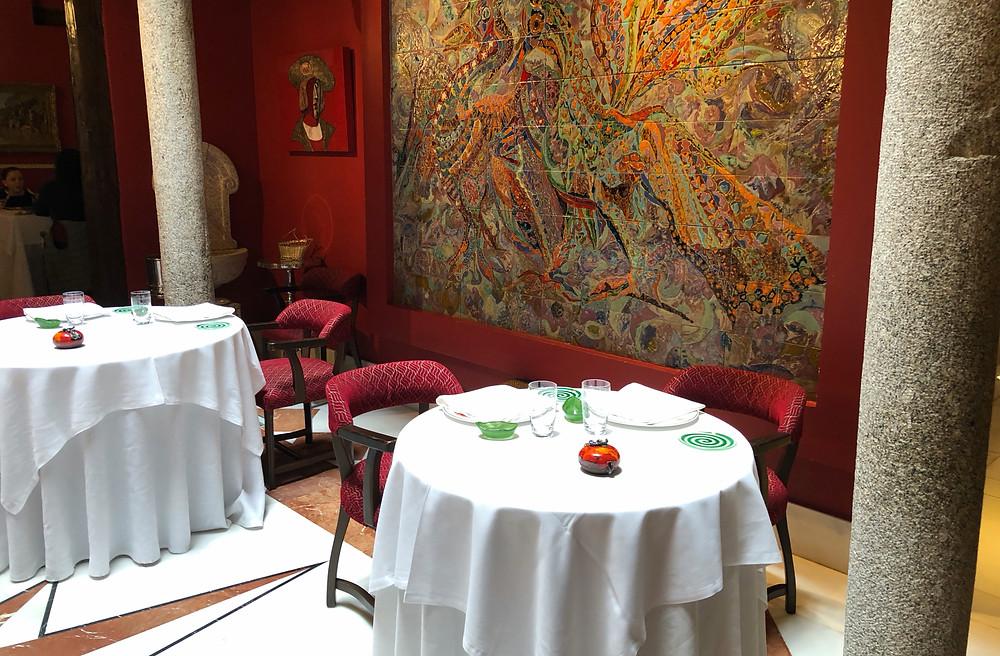 Restaurante Adolfo, restaurante en Toledo recomendado en www.madridmeenamora.com