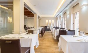 Saint James, restaurante recomendado en Madrid por www.madridmeenamora.com