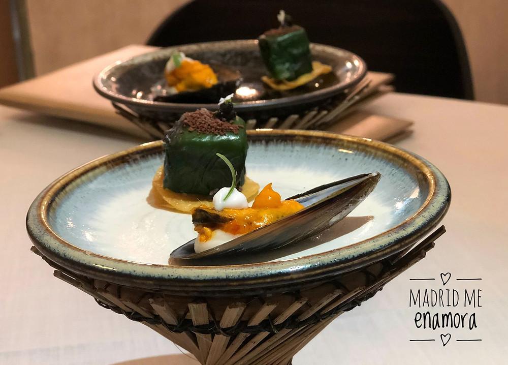 Quimbaya, restaurante recomendado en Madrid por www.madridmeenamora.com