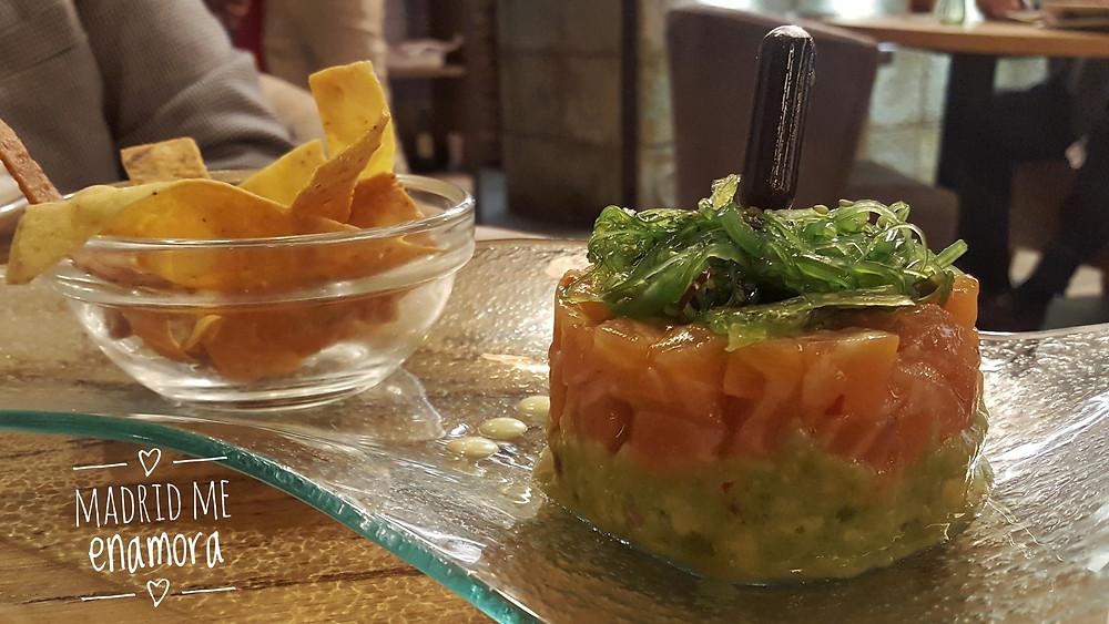 Dingo, restaurante recomendado en Madrid por www.madridmeenamora.com