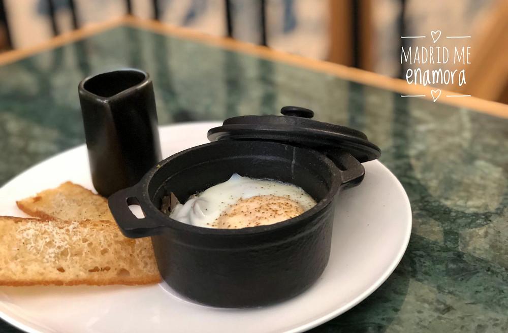 Maison Mélie, restaurante recomendado en Madrid por www.madridmeenamora.com