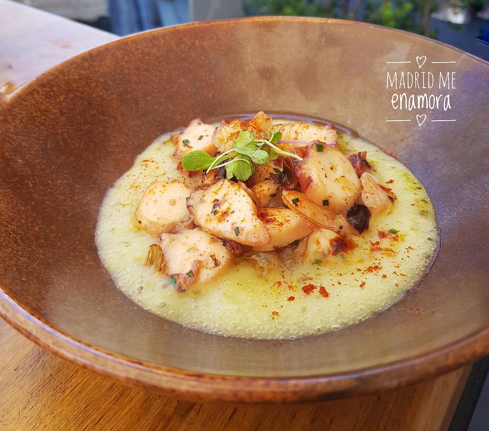 La Cocina de San Antón, restaurante recomendado en Madrid por www.madridmeenamora.com