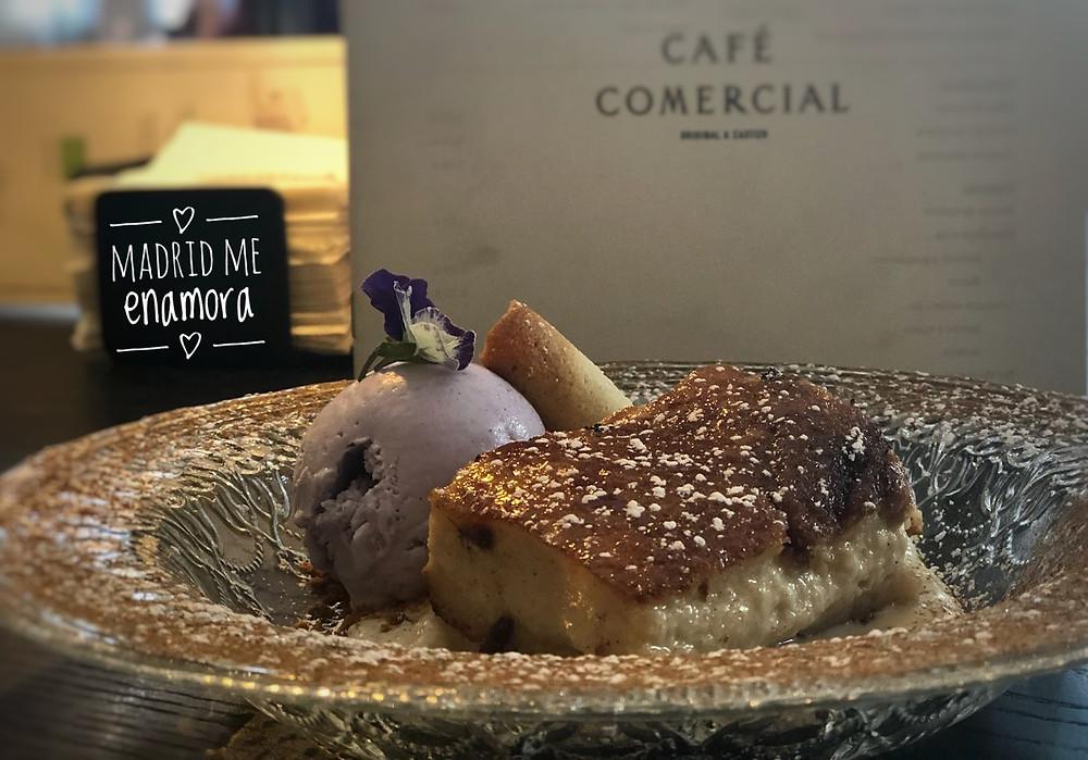 Café Comercial, restaurante recomendado en Madrid por www.madridmeenamora.com