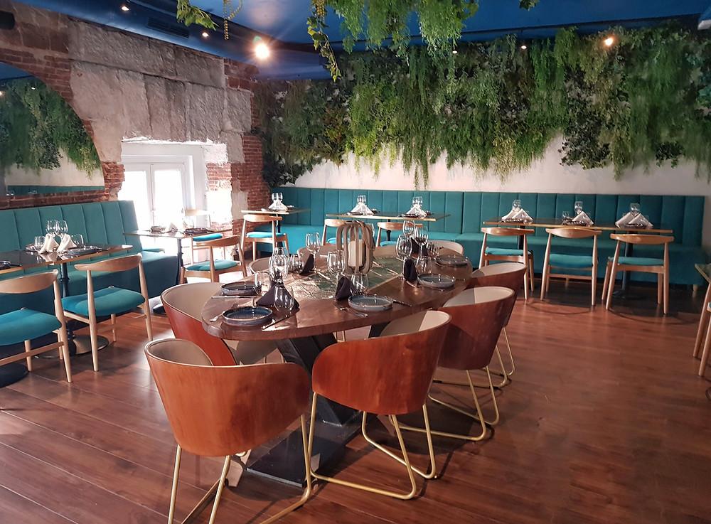Bocanegra, restaurante recomendado en Madrid por www.madridmeenamora.com
